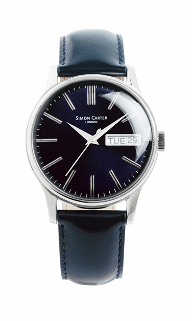 WT2502 Deep Navy Dial Watch