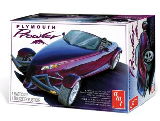 Plymouth Prowler (1997) Plastic Model Car Kit