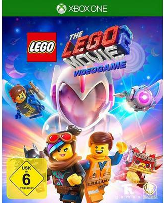 Warner Bros The Lego Movie 2 Videogame Xbox One USK: 6 (5051890317636)