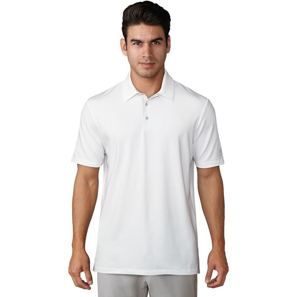 Adidas Mens Ultimate 365 polo UV Protect Moisture Wicking Polo Shirt L- Chest 40-44'