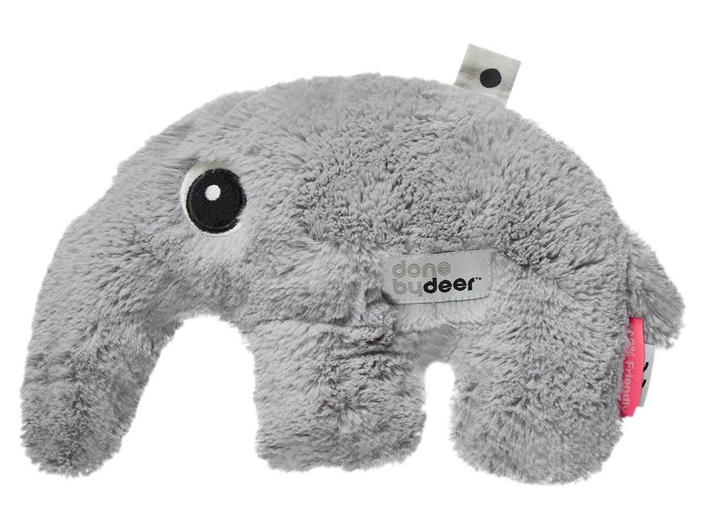 Done by Deer™ Kuscheltier Cuddle Cute Antee, Grey