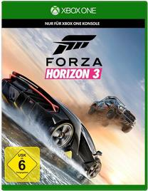Microsoft XBOX ONE FORZA HORIZON 3 STANDARD EDITION GR (PS7-00013)