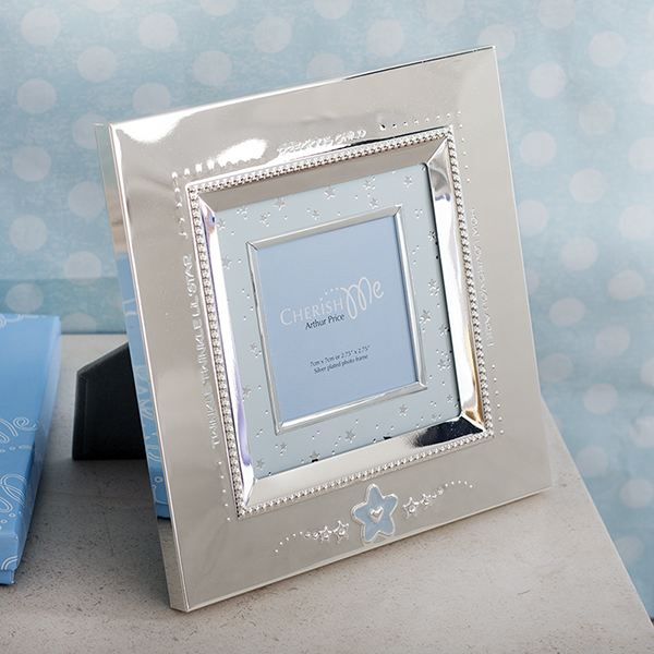 Cherish Personalised Boy Photo Frame