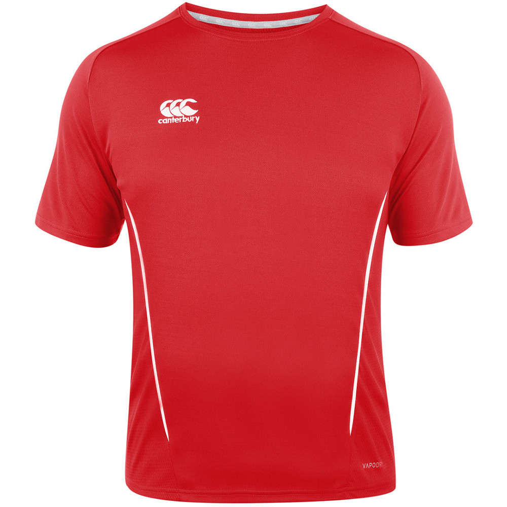 Canterbury Mens Team Dry Moisture Wicking Active T Shirt L - Chest 41-43' (104-109cm)