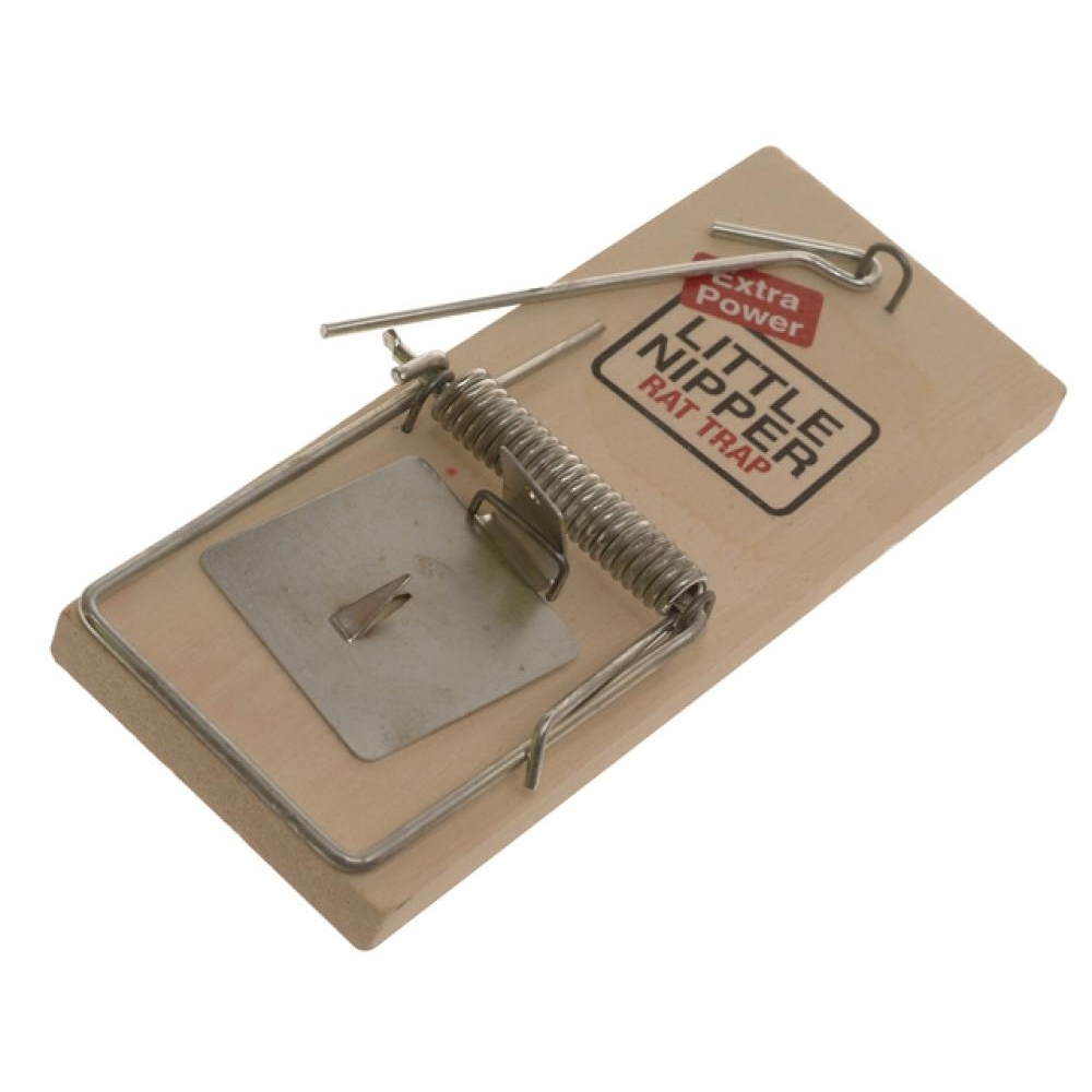Pest Stop Little Nipper Rat Trap - Box 6