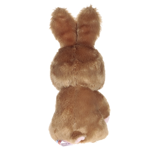 Feisty Pets Sir Vicky Vicious Feisty Films Adorable Plush Stuffed Toy Bunny Turns Feisty with a Squeeze