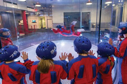 iFLY Ontario- Group Flyers