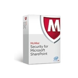 McAfee Portalshield Sharepoint Int Volllizenz inkl. 1 Jahr Goldsupport, Groupware: Security f. MS Share Point Portal Server 2001, 2003 u. Windows Share Point Services, ePO ist integriert (PSMCDE-AA-EA)