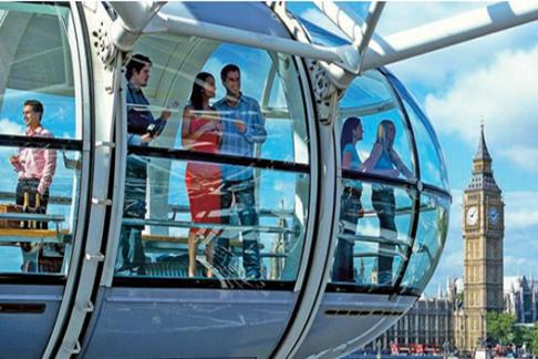 London Eye - Fast Track Experience + Tower of London - Standard Ticket