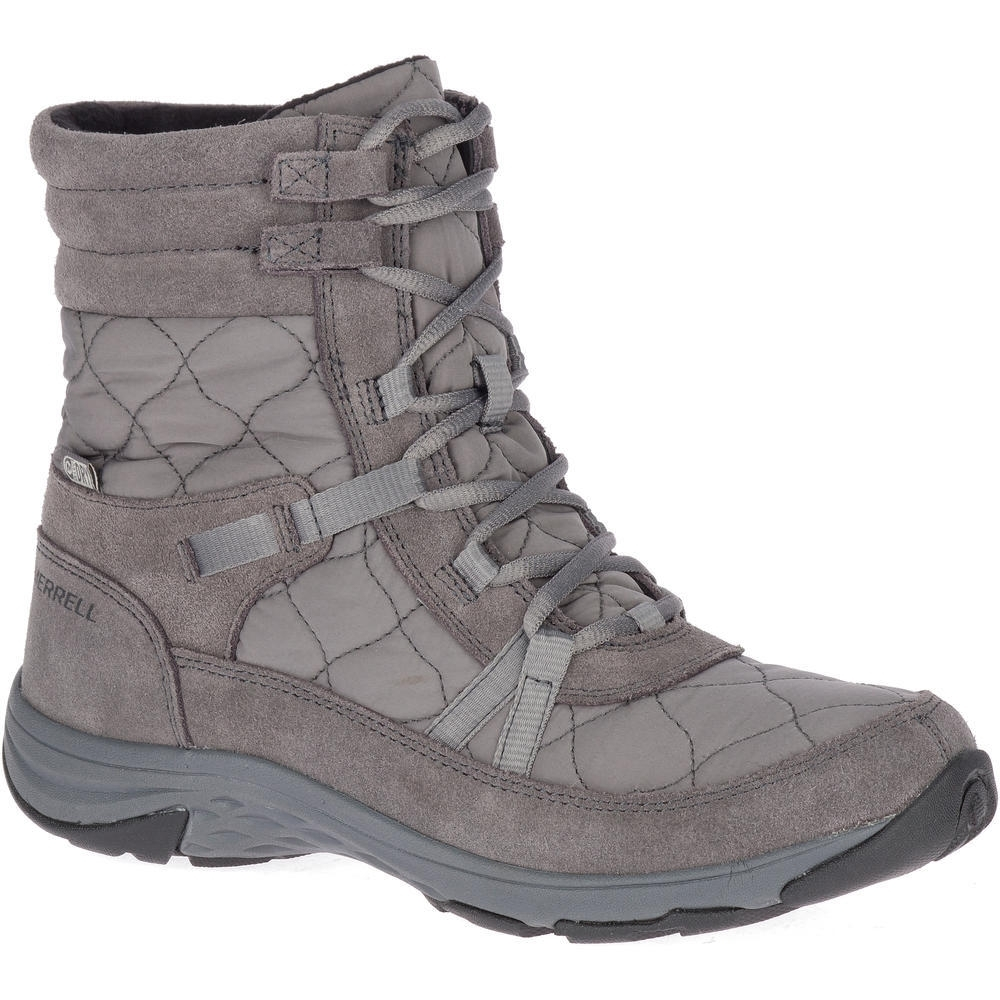 Merrell Womens Approach Nova Mid Waterproof Winter Boots UK Size 5 (EU 38)