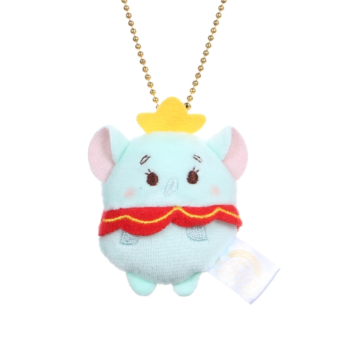 4Pcs Cute Cartoon Bear Pig Elephant Doll Toys Mini Plush Dolls Stuffed Toys Kids Birthday Gift Keychain