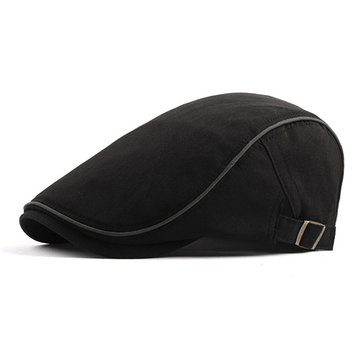 Casual Ivy Gatsby Beret Hat For Men