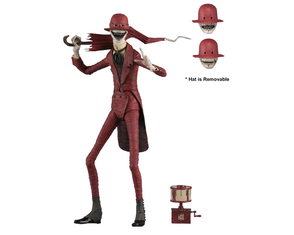 Crooked Man Ultimate Poseable Figure from The Conjuring Universe
