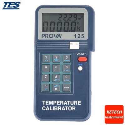 125 Digital Temperature Calibrator