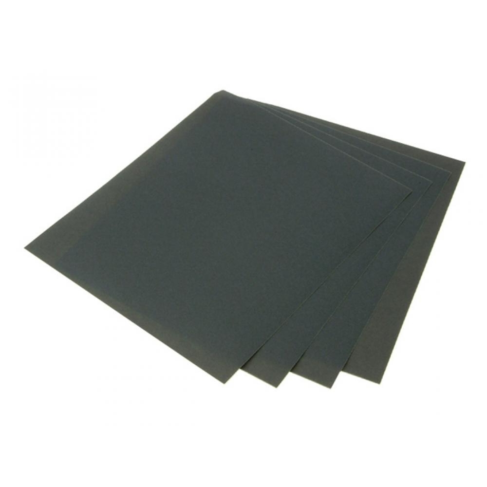 Faithfull Wet  Dry Paper Sheets Pack of 25 C180