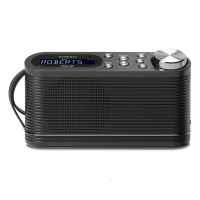PLAY10-BK Portable DAB+ Digital Radio