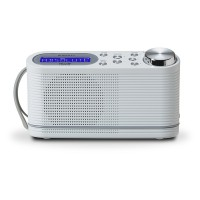 PLAY10-WT DAB/DAB+/FM Portable Radio