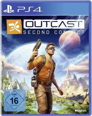 BigBen Outcast Second Contact - PlayStation 4 - Deutsch (BB356632)