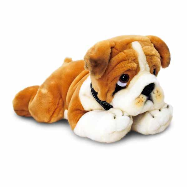 Giant Bulldog Soft Toy