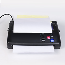 Dragonhawk Tattoo Tattoo Stencil Transfer Machine Thermal Copier Maker Copy Stencil Machine Tattoo Transfer Machine Printer Drawing Thermal Stencil Maker Copier for Tattoo Transfer Paper Supply