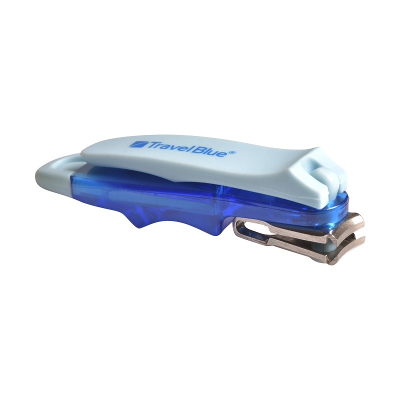 Travel Blue Nail Clipper