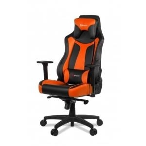 Arozzi Gaming Stuhl Vernazza Orange/Schwarz (VERNAZZA-OR)