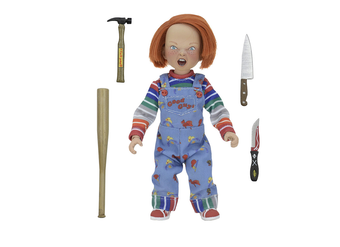 Chucky 5.5 inch Poseable Figure (by NECA 14965)
