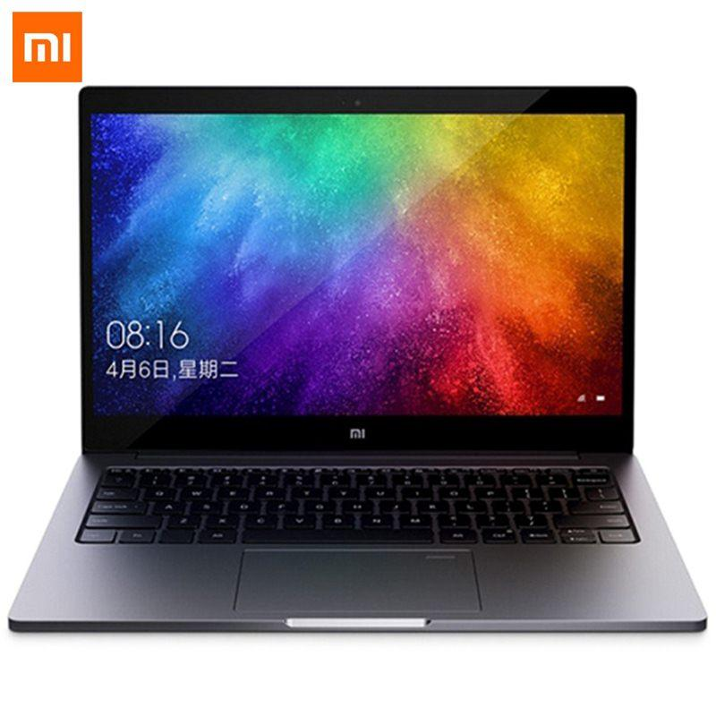 Original Xiaomi Notebook .3 Inch Intel Core i5-8250U Quad Core 8GB RAM 256GB SSD Fingerprint Recognition Xiaomi Laptops