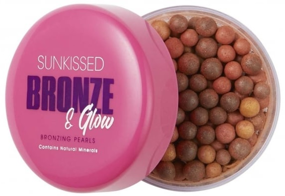 Sunkissed Bronze And Glow Bronzing Pearls 45g