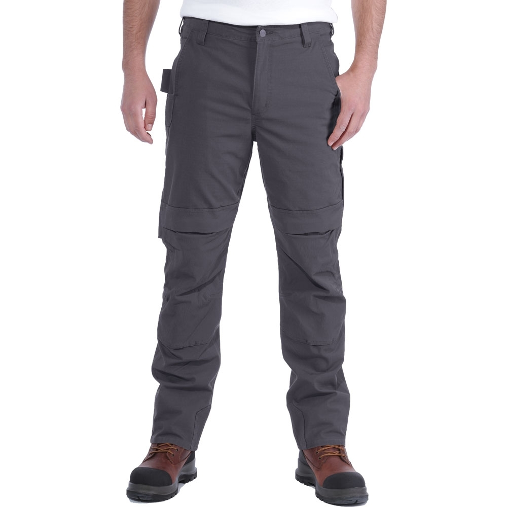 Carhartt Mens Steel Multipocket Reinforced Work Trousers Waist 36' (91cm)  Inside Leg 30' (76cm)