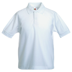 Fruit of the Loom Kid's Polo Shirt