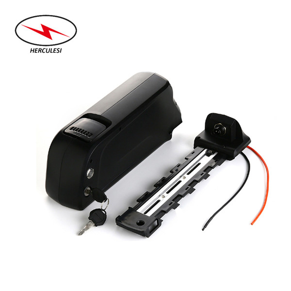 high safety 48v 1000w 1500w battery 48v 12ah electric bike bottle downtube battery in dolphin type with charger 2a