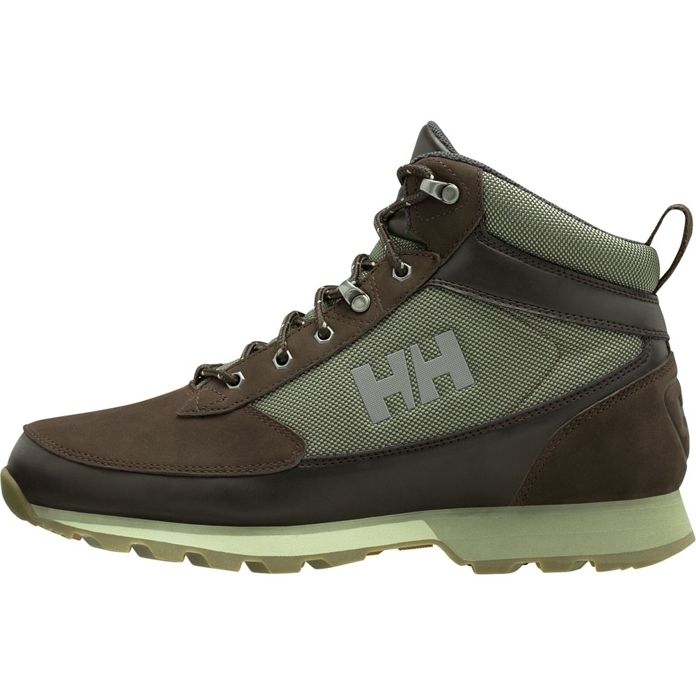 Helly Hansen Mens Chilcotin Waterproof Nubuck Leather Boots UK Size 7 (EU 40.5  US 7.5)