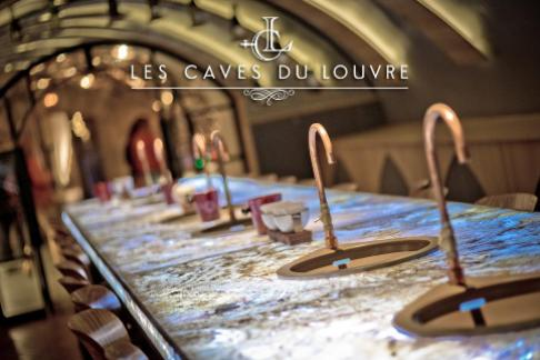 Les Caves du Louvre - Make Your Own Wine
