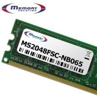 MemorySolutioN - DDR2 - 2GB - SO DIMM 200-PIN - 667 MHz / PC2-5300 - für Fujitsu LIFEBOOK N6420, P7230, S6310, S6311, S7110, S7111, T4220, Stylistic ST5111, ST5112 (FPCEM219AP, S26391-F668-L)