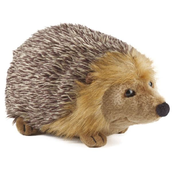 Living Nature Hedgehog Soft Toy