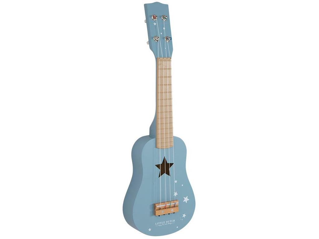 Little Dutch Gitarre, Adventure Blue