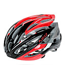 FJQXZ Ultraligero 26 Vents PC  EPS Red Casco de Ciclista