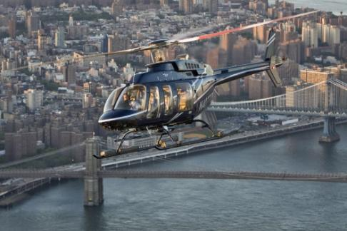 Helicopter Flight Services - The Ultimate Tour + Empire State Bulding