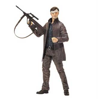The Governor Poseable Figure from The Walking Dead
