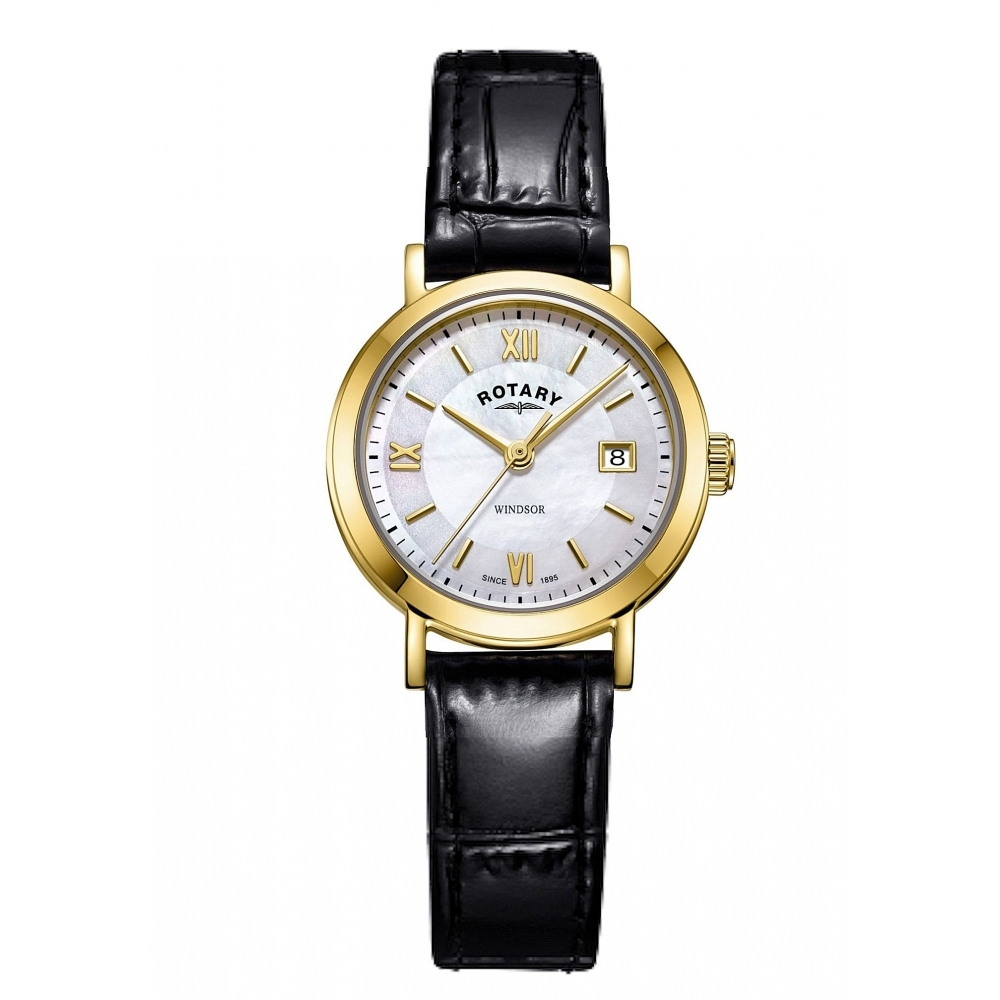 Rotary LS05303-41 Women's' Windsor Wristwatch