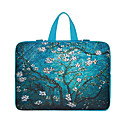 15.4 inch Little Blue Flower Laptop Case for  All Notebook