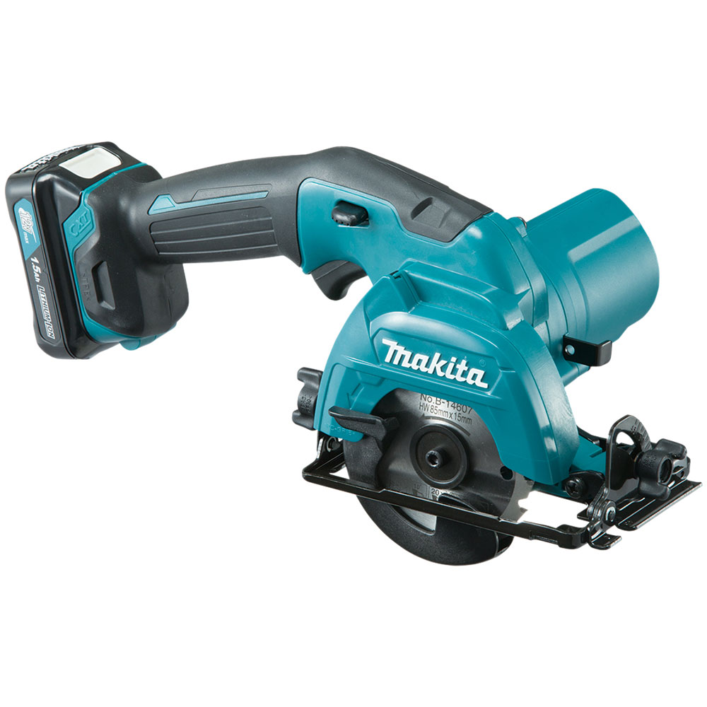 Makita HS301DWAE 10.8v CXT Mini Circular Saw 2.0Ah Kit
