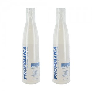 ProFollica Revive Daily Shampoo - With TRICHOGEN & Jojoba - 230ml Topical Application - 2 Packs