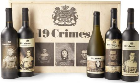 19 Crimes All in One Holzkiste