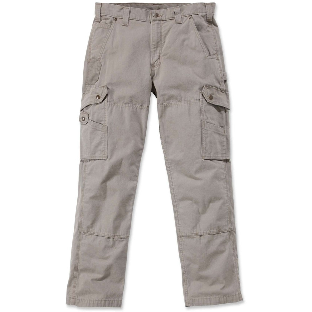 Carhartt Mens Cotton Nylon Ripstop Relaxed Cargo Pants Trousers Waist 42