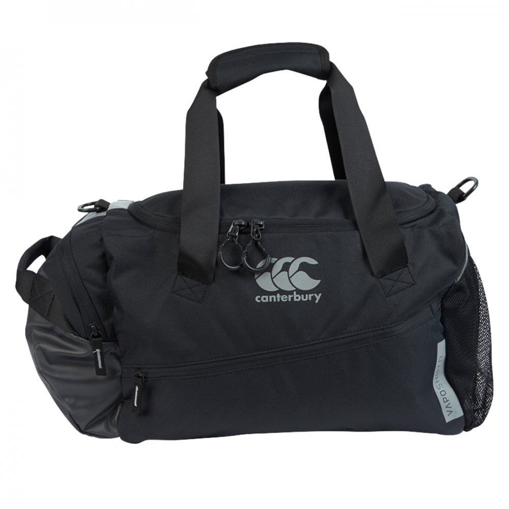 Canterbury Mens & Womens Vaposhield Small Sports Duffle Bag One Size