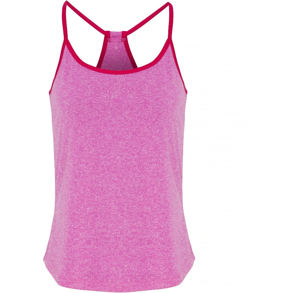 Outdoor Look Womens/Ladies Yoga Wicking Scoop Neck Vest Medium - UK 12