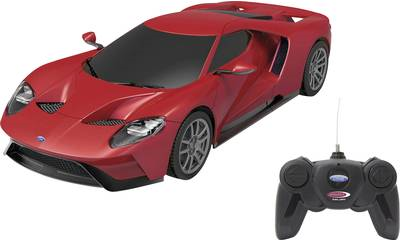 Jamara Ford GT 1:24 rot 40MHz (405156)