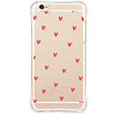 Case For Apple iPhone X / iPhone 8 / iPhone 6 Plus Shockproof / Dustproof / Pattern Back Cover Heart Soft TPU for iPhone X / iPhone 8 Plus / iPhone 8